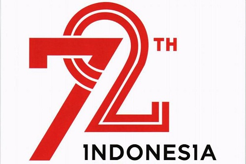 logo 72 tahun RI Produk Buatan Indonesia