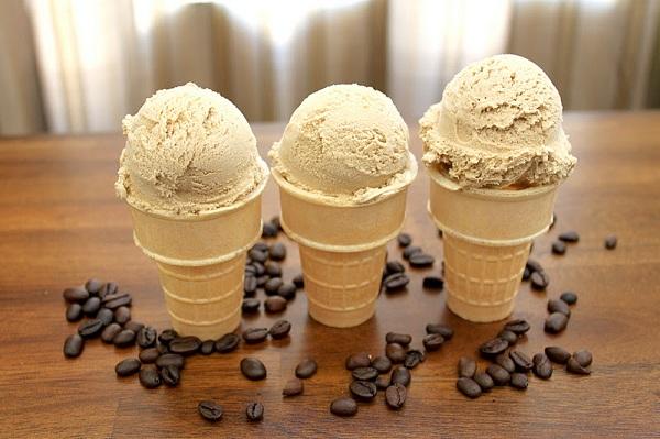img cara membuat ice cream kopi