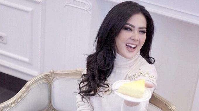 img kue princess syahrini bisnis sampingan artis selebritis