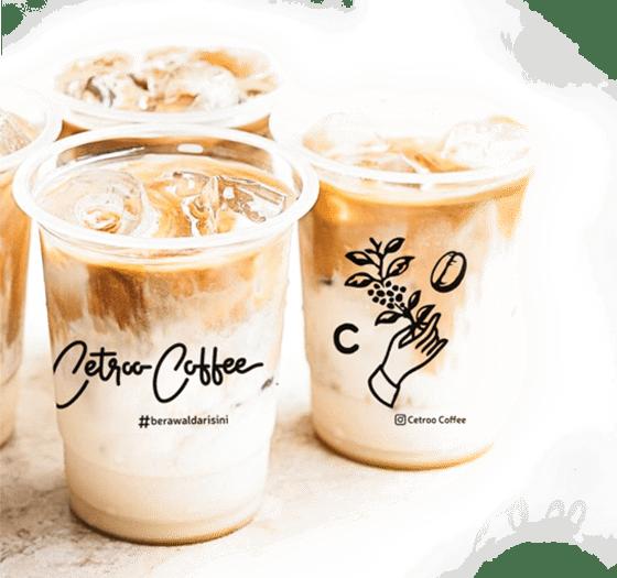 gambar minuman kopi susu. cara membuat minuman kopi susu kekinian