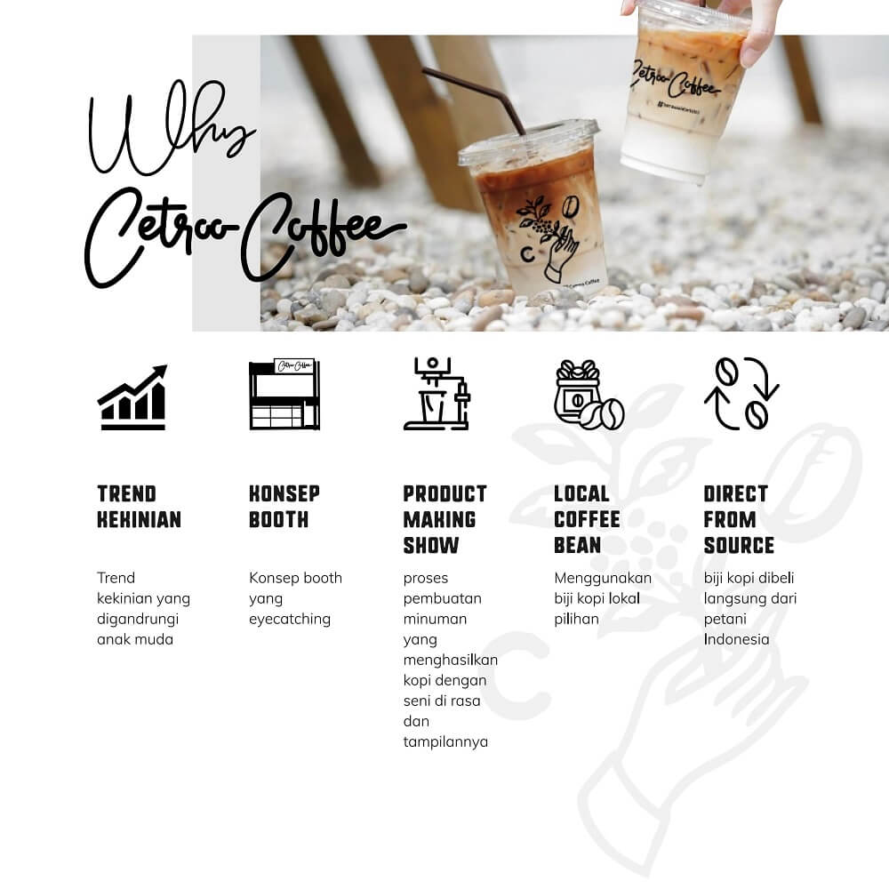 keunggulan cetroo coffee
