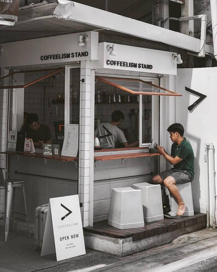 buka kedai kopi