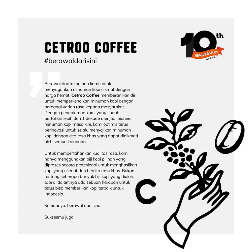 sejarah cetroo coffee
