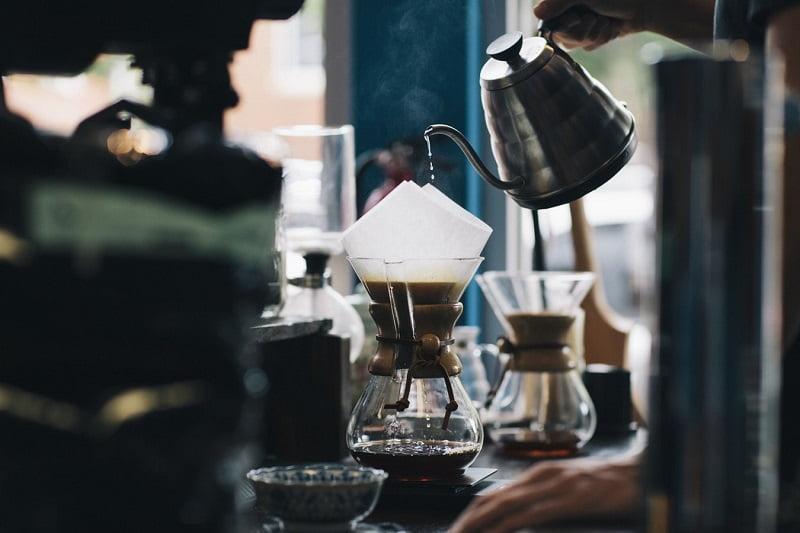 cara membuat kopi pour over