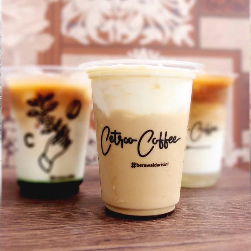 varian kopi susu keju Cheese Coffee