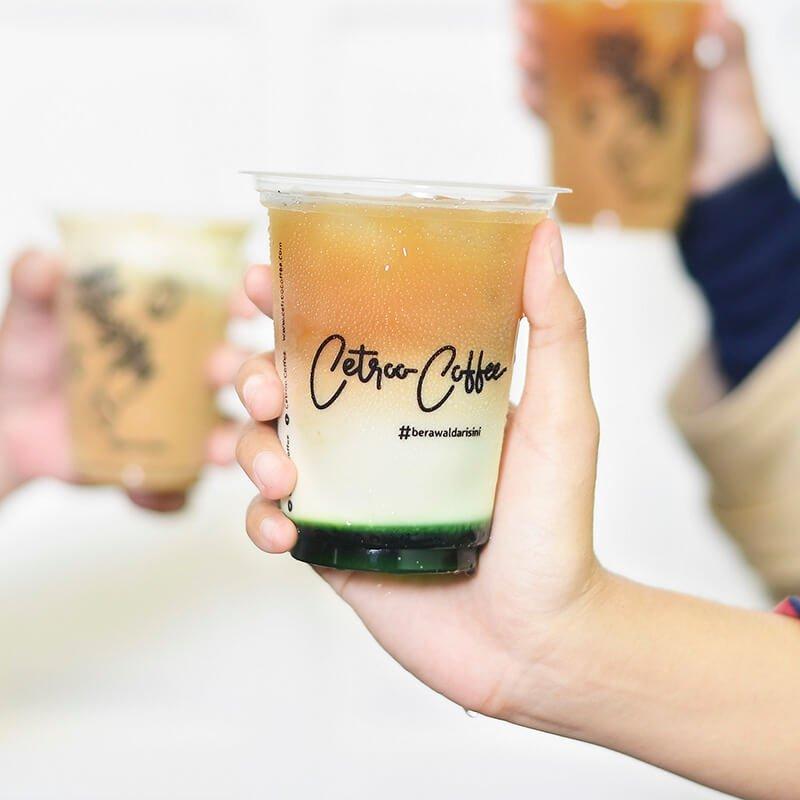 Rasa Pandan Latte
