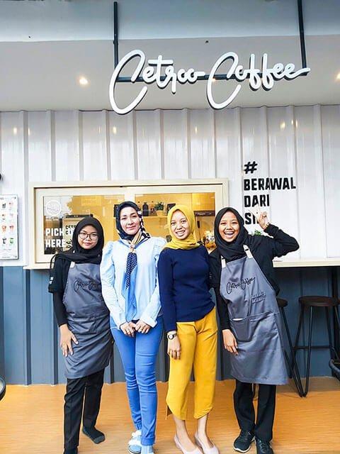 barista cetroo coffee