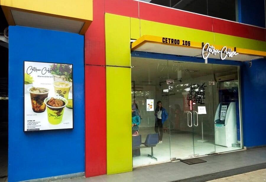 Horaiii.. Cetroo Coffee Buka di Jurumudi, Tangerang