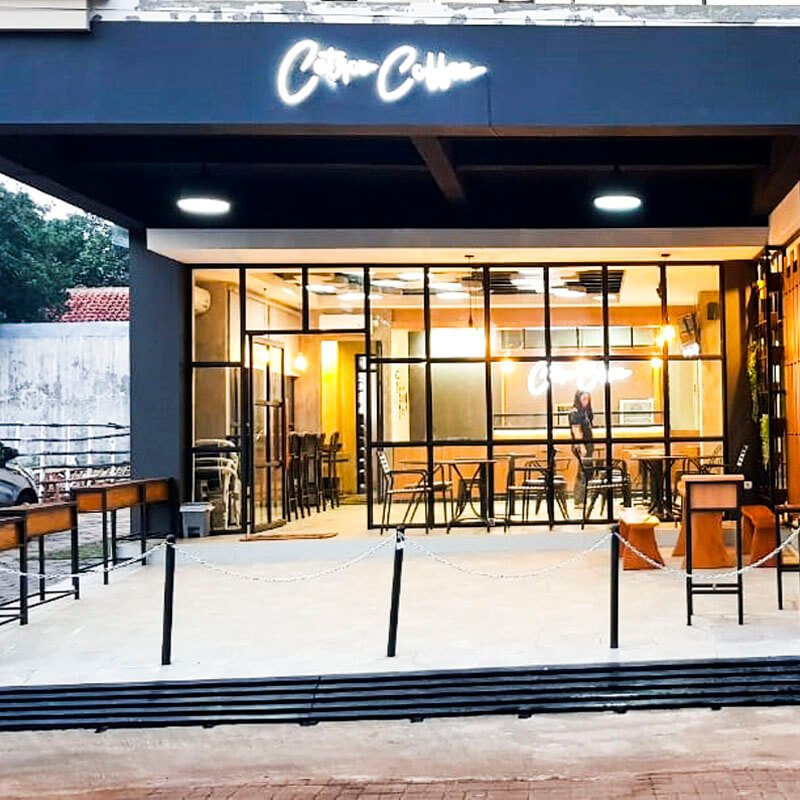 outlet cetroo coffee di semarang