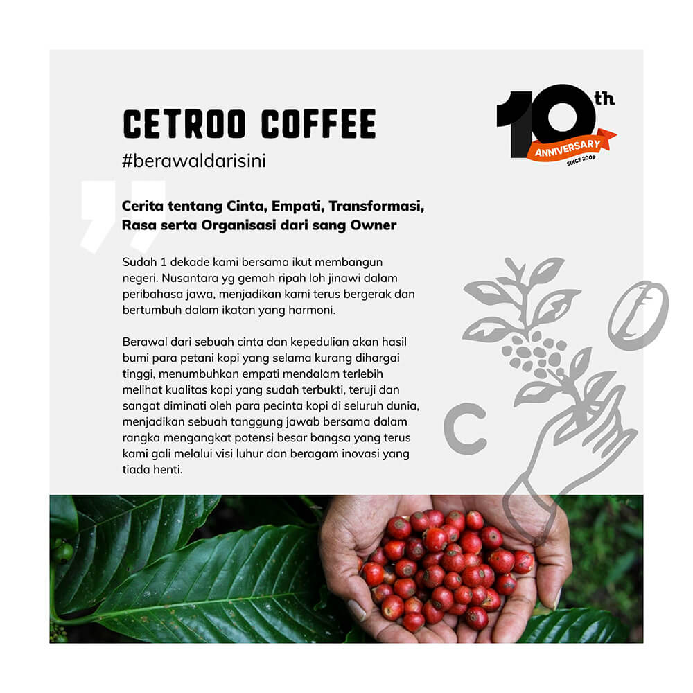 tentang cetroo coffee