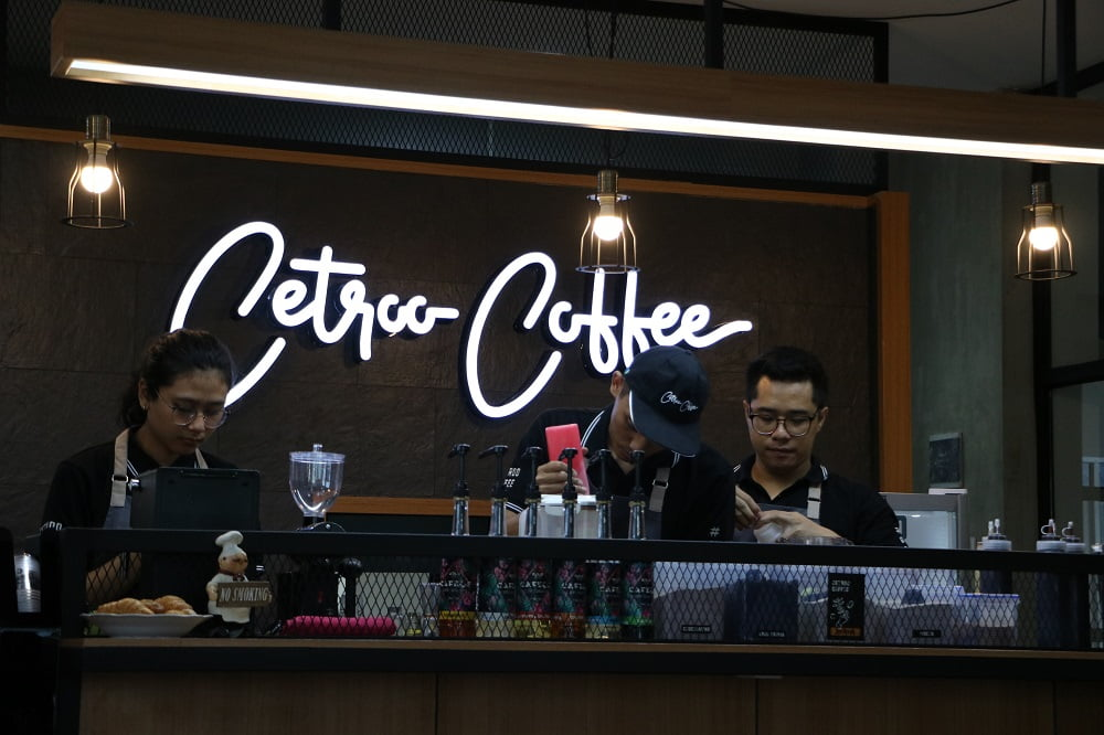 Sugeng Rawuh Semarang, Kedai Kopi Cetroo Buka di Tembalang