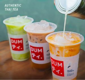 Info Viral Harga Biaya Franchise Waralaba Minuman Hits Dum Dum Thai Tea Termurah dan Terlaris 2021