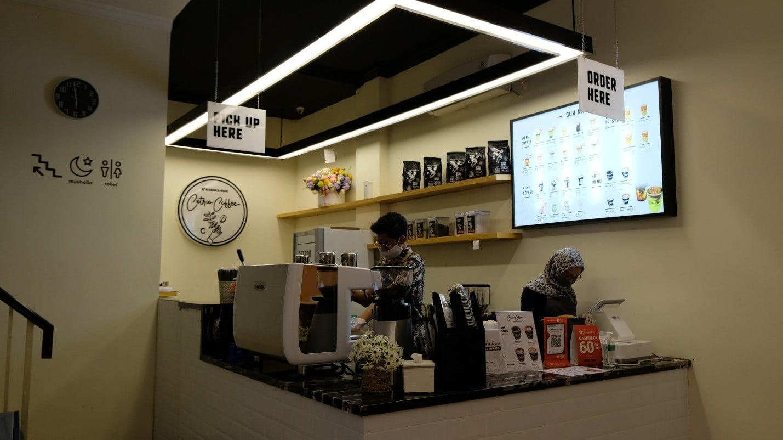 outlet kopi bekasi cetroo coffee