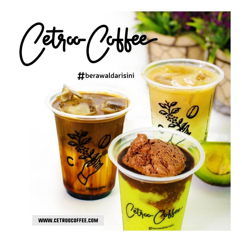 proposal franchise kopi susu kekinian cetroo coffee