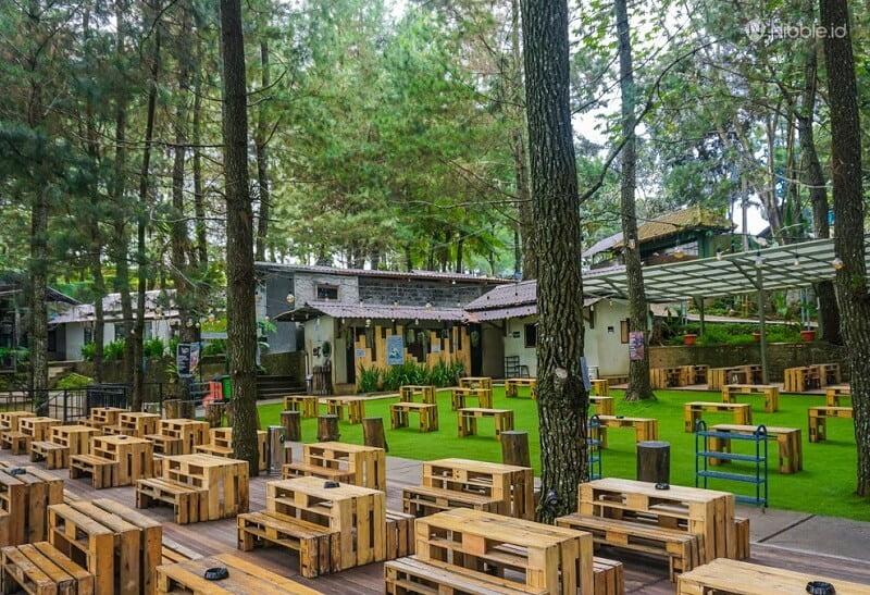 kopi hits cafe Daong Bogor