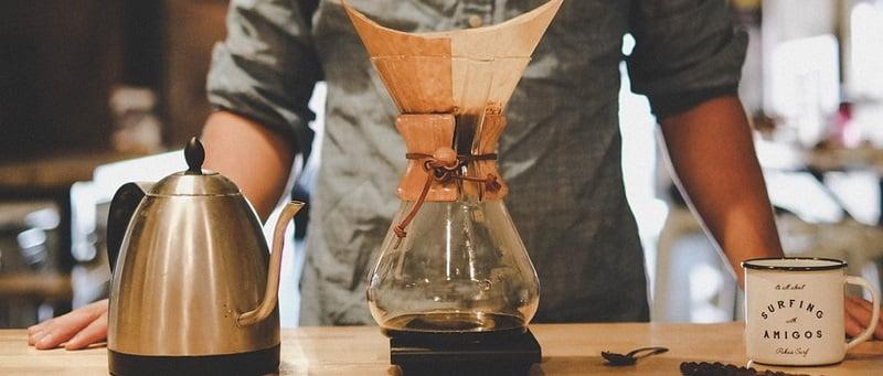 7 Teknik Brewing Kopi, Menyeduh Kopi Secara Maksimal!