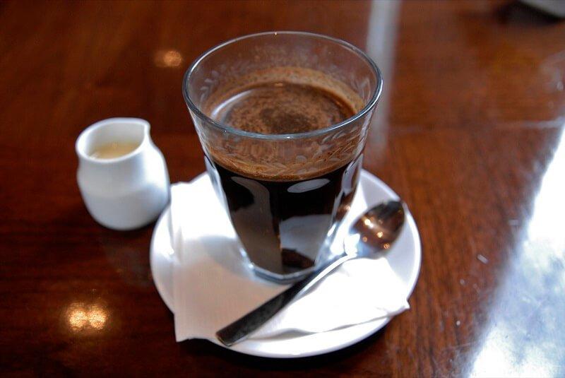 metode membuat kopi tubruk