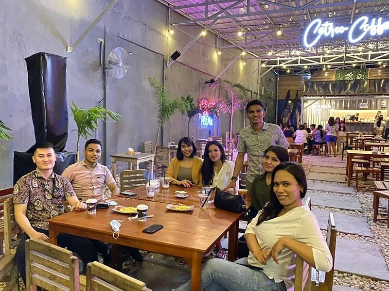 Outlet Cetroo Coffee
