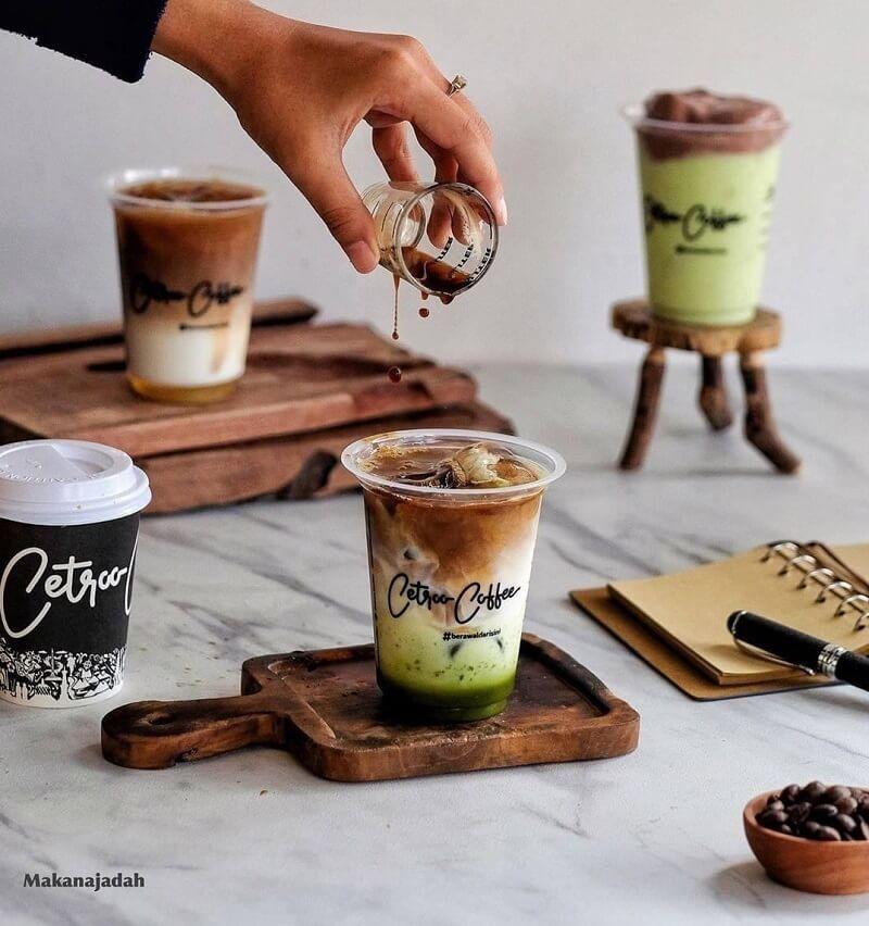Info Paket Usaha Murah Waralaba Franchise Minuman Kopi Kekinian Cetroo Coffee Terlaris 2021