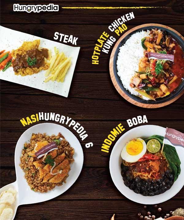 Info Peluang Usaha Waralaba Franchise Sedang Viral dan Terlaris 2021 Hungry Pedia