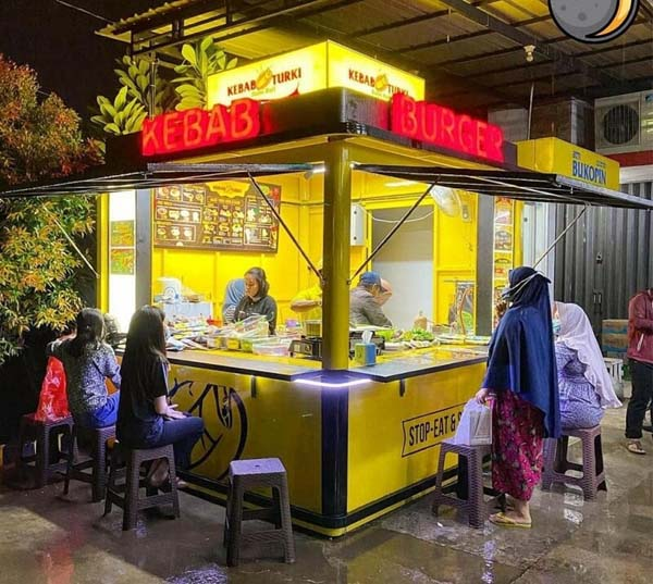 Info Peluang Usaha Waralaba Franchise Sedang Viral dan Terlaris 2021 Kebab Turki Baba Rafi