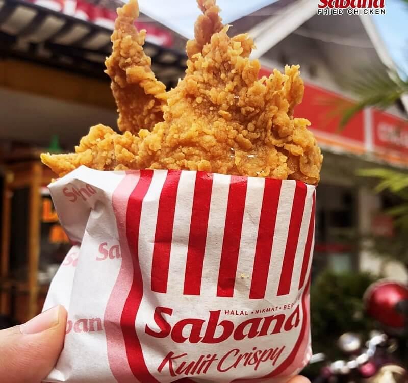 Info Peluang Usaha Waralaba Franchise Sedang Viral dan Terlaris 2021 Sabana Fried Chicken