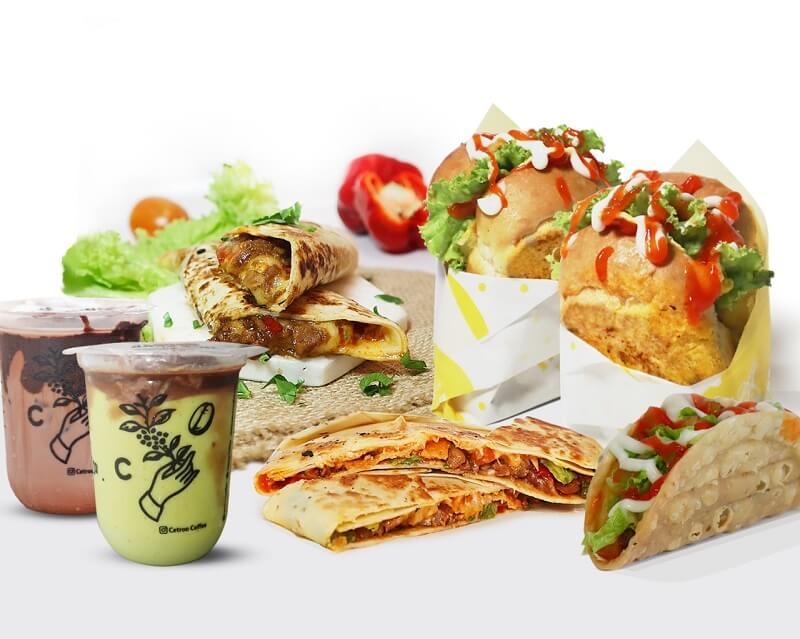 Angkat Brand Lokal Tacos, Cetroo Coffee Kolaborasi dengan Tacitos. Coba 4 Menu Andalannya!!
