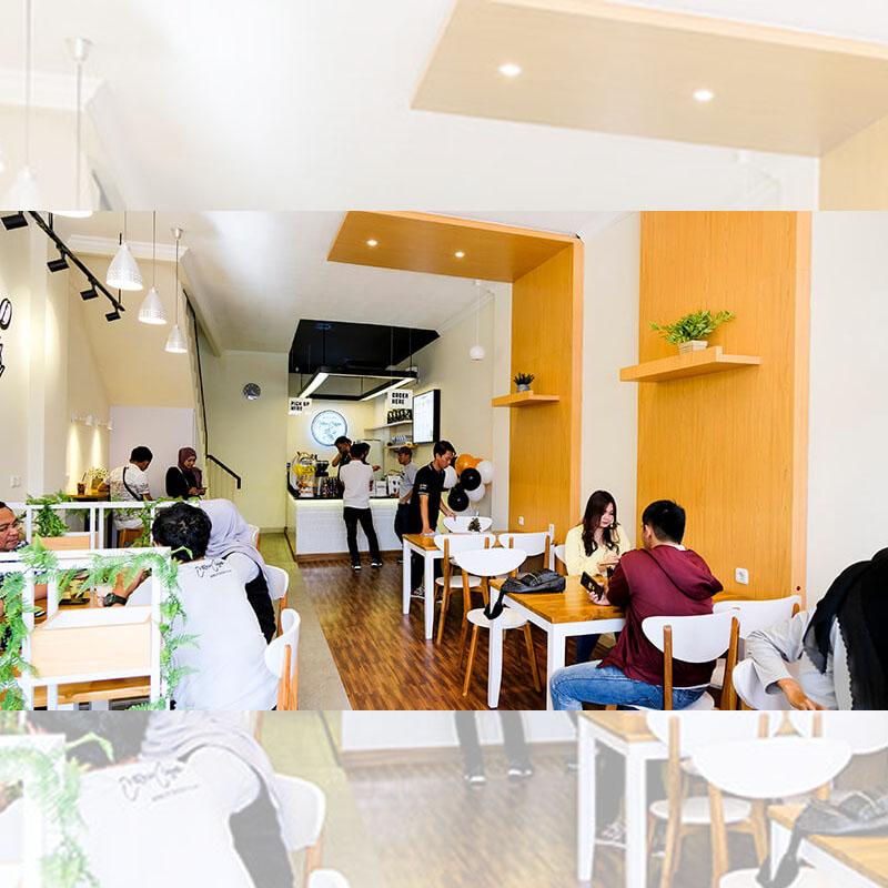 Daftar Outlet Cetroo Coffee di Grand Galaxy City Bekasi 2
