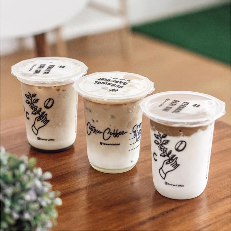 Franchise Cetroo Coffee