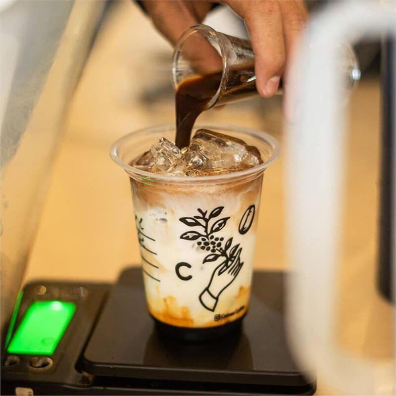 Franchise Minuman Kekinian Cetroo Coffee Kopi Susu Janji Jiwa Soe Kenangan Lain Hati Kong Dji Tuku