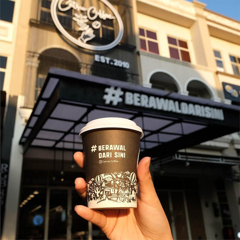 Franchise Minuman Kopi Cetroo Coffee