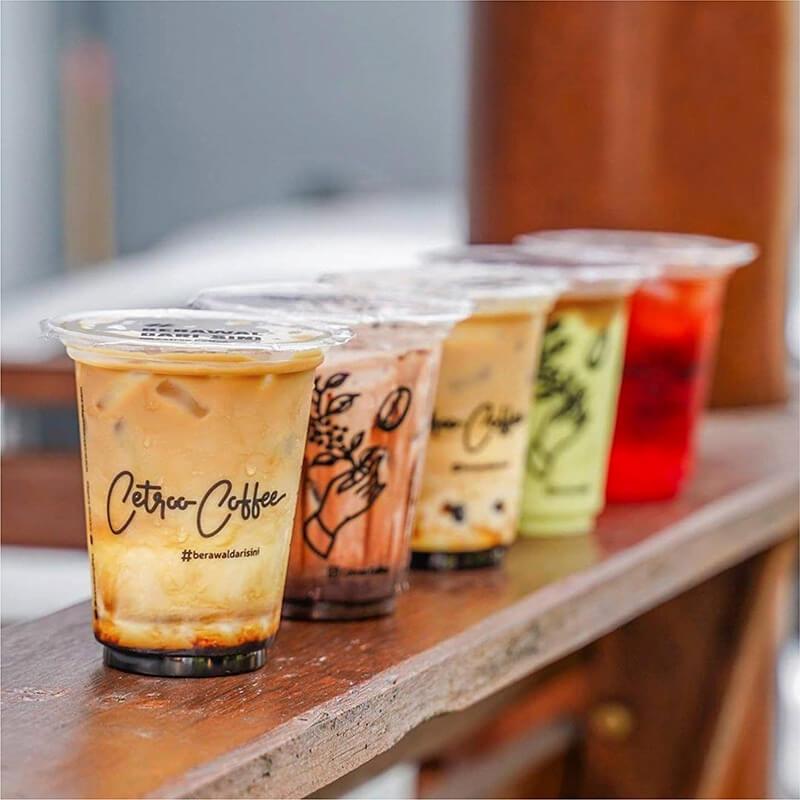 Harga Biaya Franchise Waralaba Minuman Kekinian Cetroo Coffee Kopi Janji Jiwa Kenangan Lain Hati