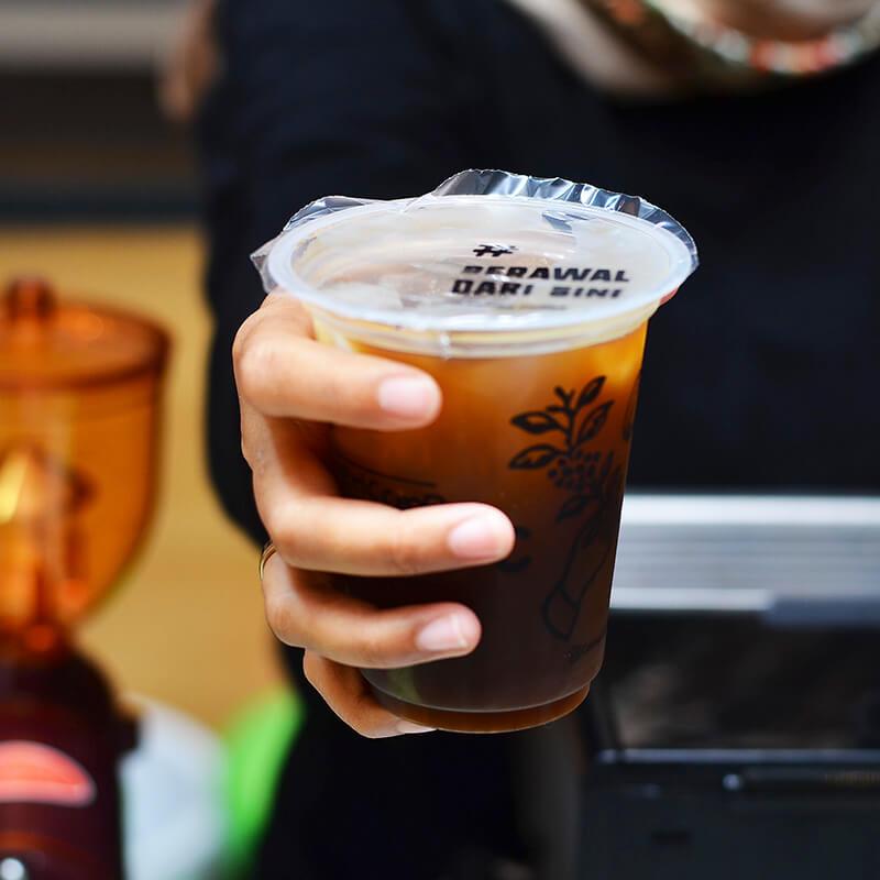 Harga Biaya Franchise Waralaba Minuman Kopi Kekinian Cetroo Coffee
