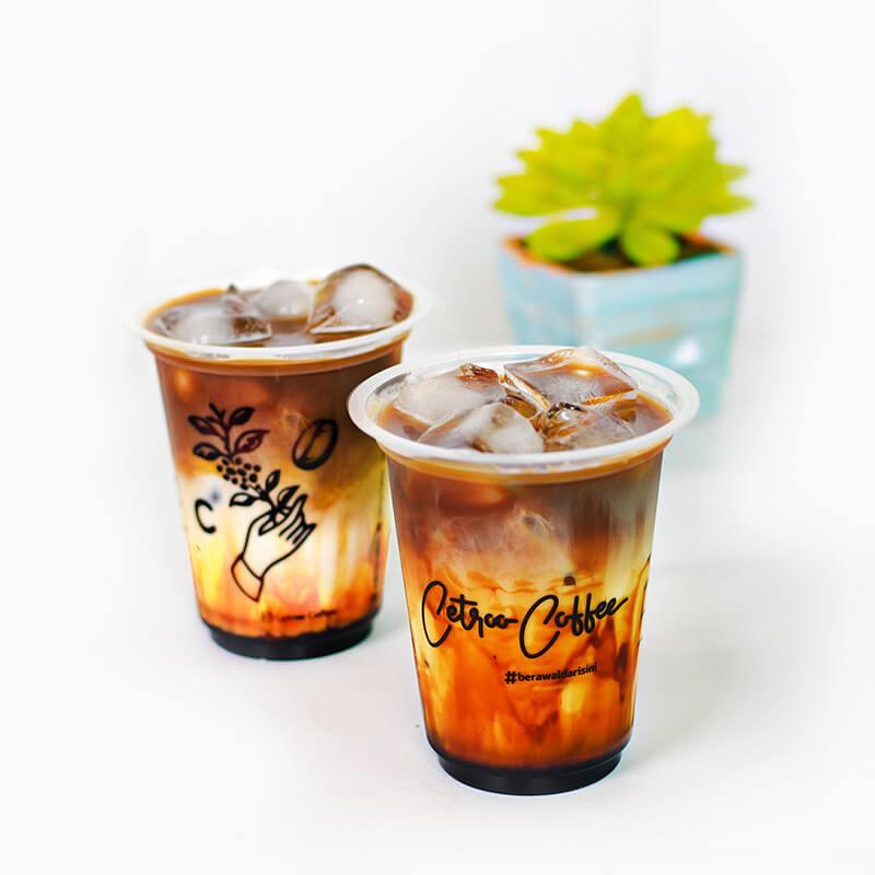 Franchise Minuman Kekinian Cetroo Coffee