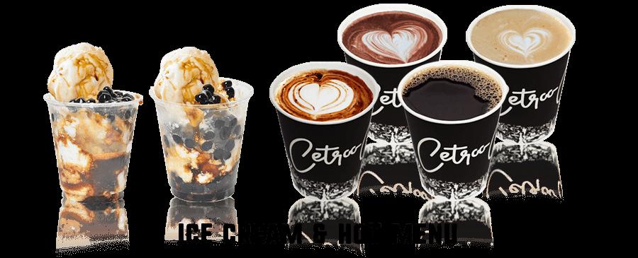 Paket Usaha Murah Waralaba Franchise Minuman Kopi Kekinian Janji Jiwa Soe Kenangan Cetroo Coffee Ice Cream Series