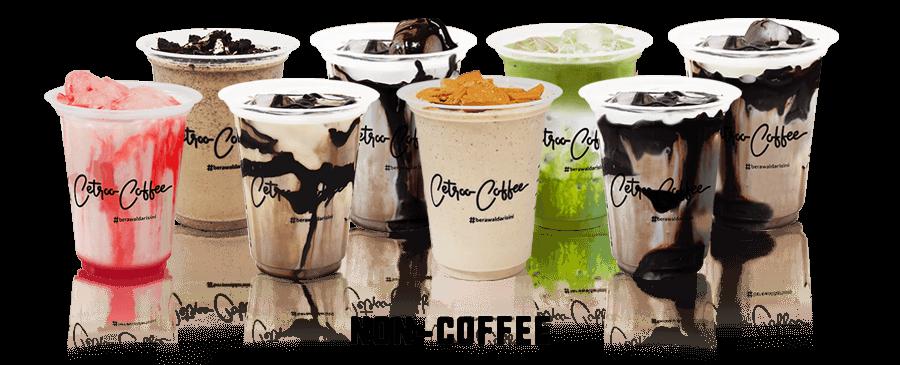 Paket Usaha Murah Waralaba Franchise Minuman Kopi Kekinian Janji Jiwa Soe Kenangan Cetroo Coffee