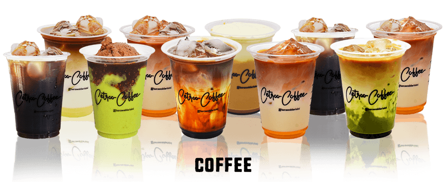 Paket Usaha Murah Waralaba Franchise Minuman Kopi Kekinian Janji Jiwa Soe Kenangan Cetroo Coffee Series